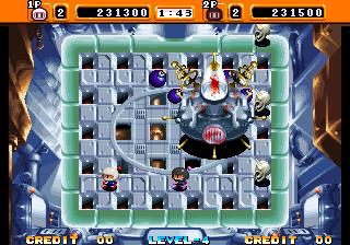 free web arcade bomberman 5 oyunu