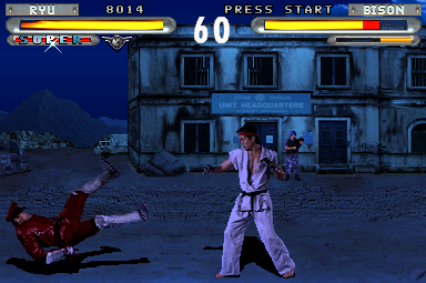 Ending For Street Fighter The Movie Ryu Arcade