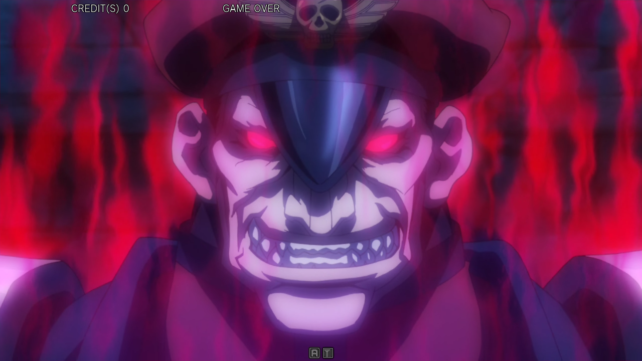 Ending for Super Street Fighter IV Arcade Edition-M.Bison ...