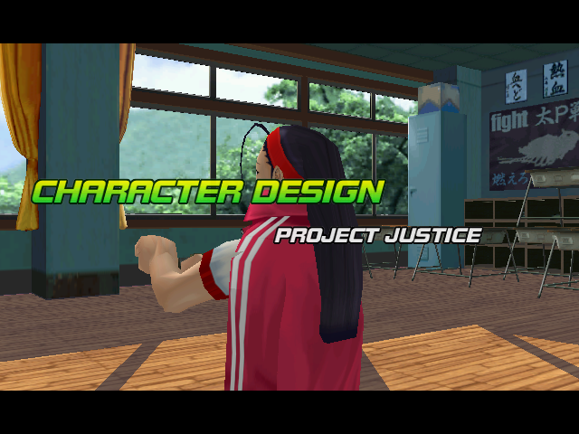 Project Justice Review