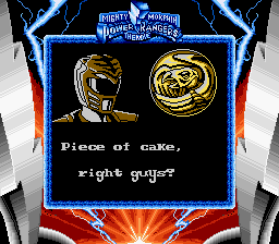 mighty morphin power rangers the movie game boy