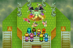 Ending for Golden Sun: The Lost Age(Game Boy Advance)
