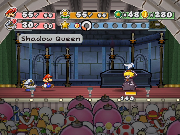 Ending For Paper Mario: The Thousand-Year Door (Nintendo