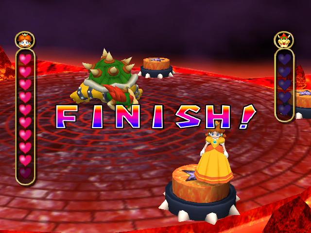 Ending for Mario Party 4-Daisy (Nintendo Gamecube)