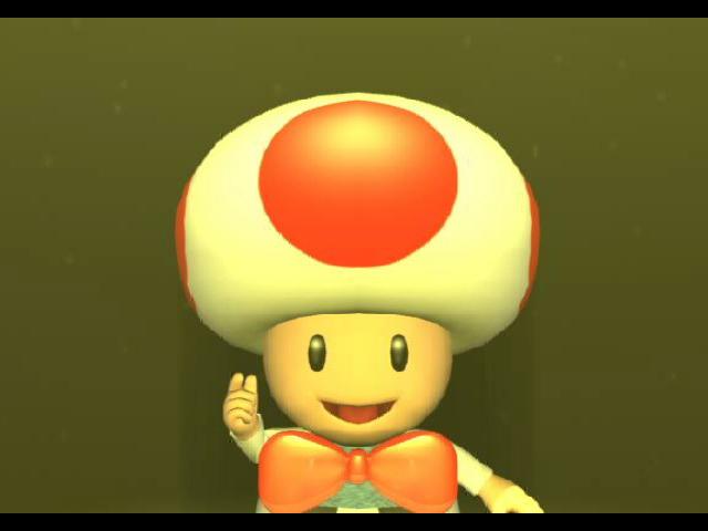 Ending for Mario Party 4-Yoshi (Nintendo Gamecube)