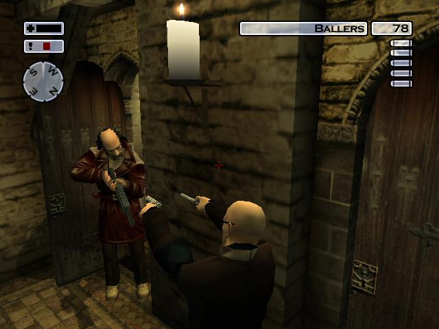 Ending For Hitman 2 Silent Assassin Nintendo Gamecube