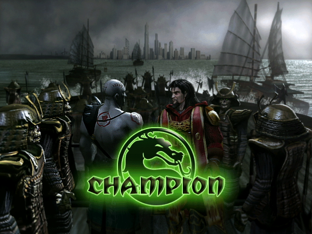 Ending for Mortal Kombat Deadly Alliance-Reptile (Nintendo