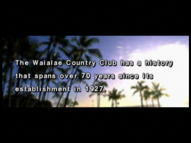 how to play waialae country club