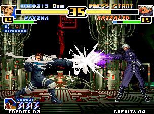 Ending For King Of Fighters 99 Hero Team Neo Geo