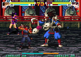 Ending for Sengoku 3(Neo Geo)