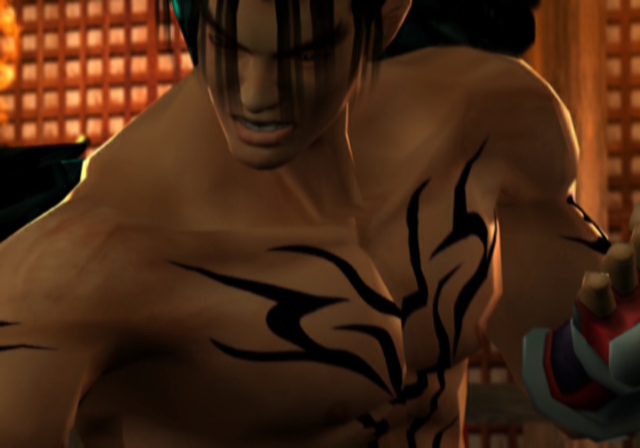 Ending For Tekken 4 Jin Sony Playstation 2