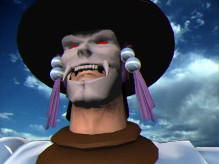 Ending For Tekken 2 Yoshimitsu Sony Playstation