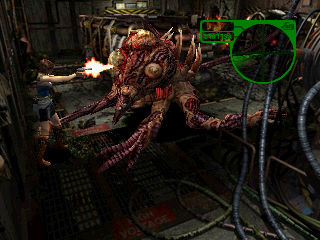 Ending For Resident Evil 3 Sony Playstation