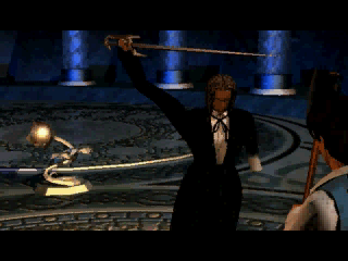 Ending for Lunacy (Sega Saturn)