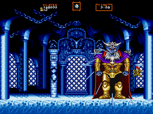 how to finish super ghouls and ghosts good ending