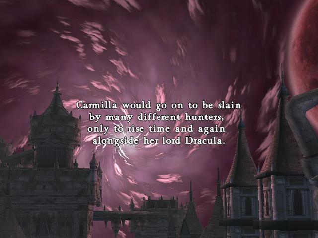 Castlevania judgement carmilla