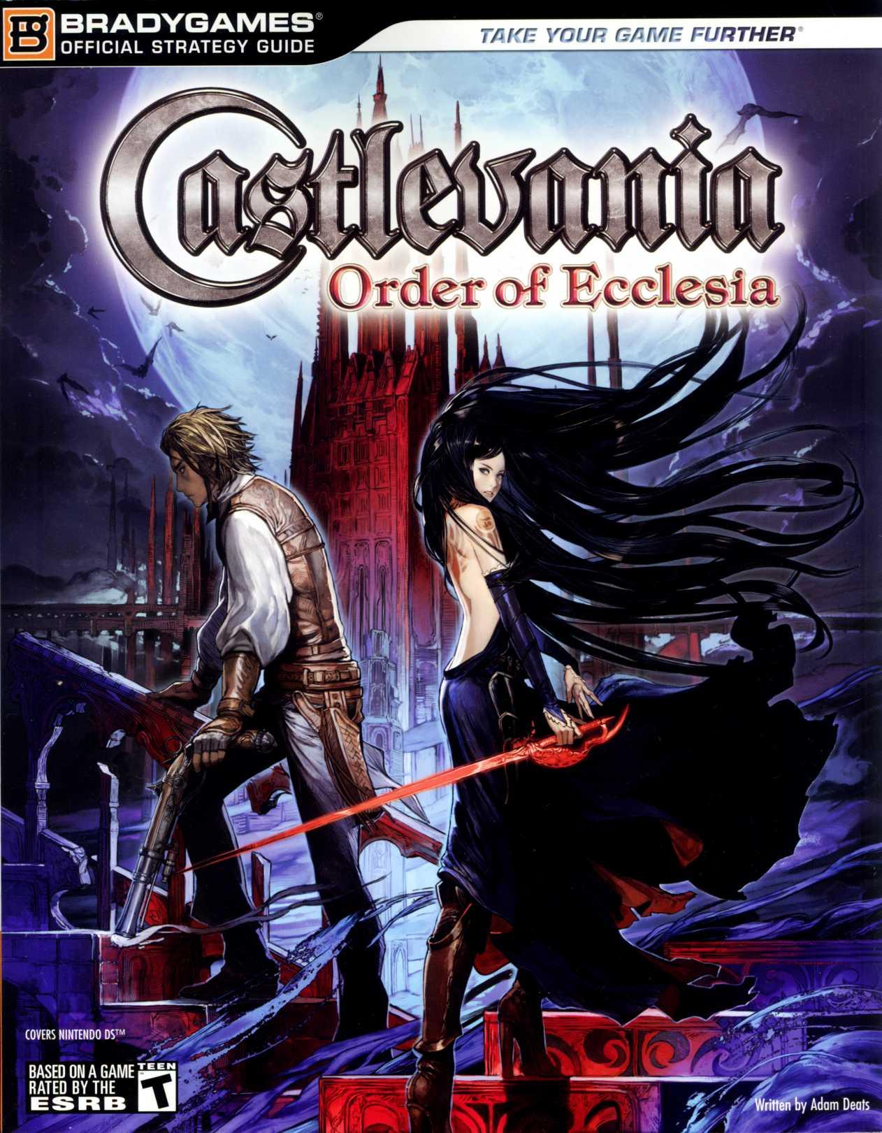 castlevania  order of ecclesia