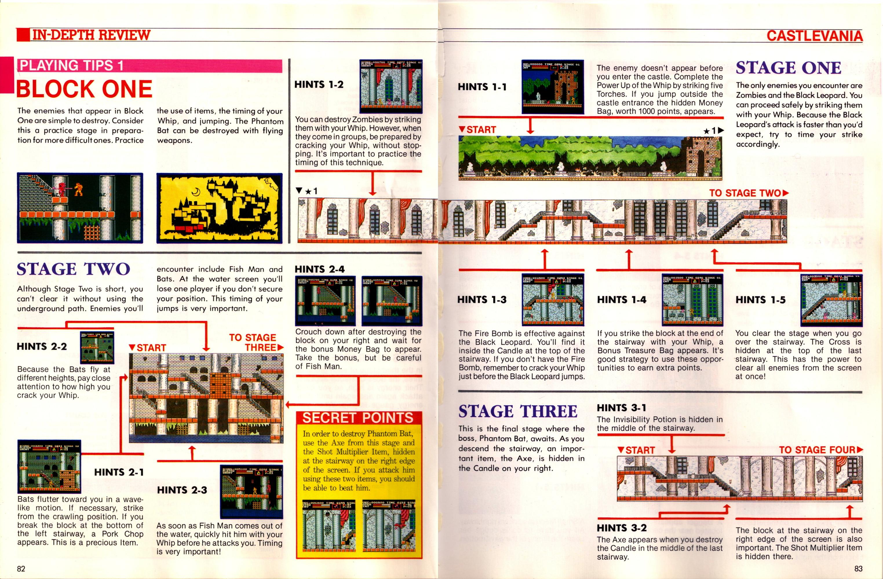 Official Nintendo Player's Guide