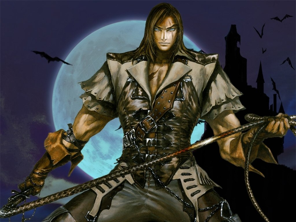 an analysis of the story of castlevania video game and the role of trevor belmont She guest-hosted attack of the show with kevin pereira she had a role in the third based on the 1989 video game castlevania trevor belmont.