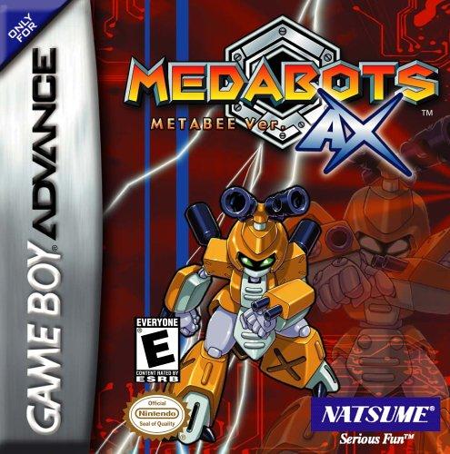 GBA- Medabots AX - Metabee Version-español Medabotsax