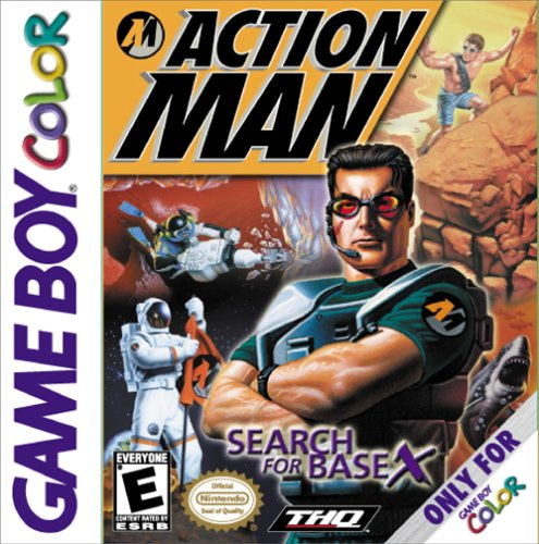 Action Man Games