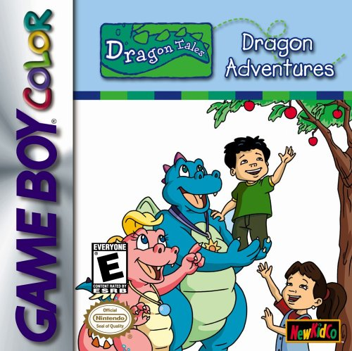 Dragon Tales - Dragon Adventures (Front)