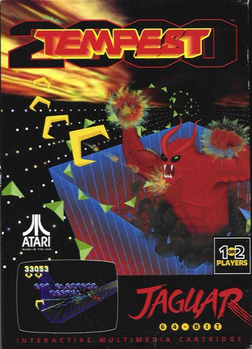 Tempest 2000 (Front) (Back)