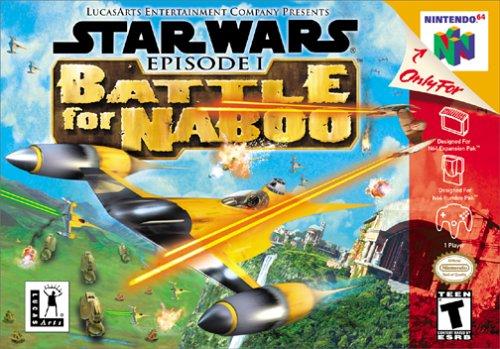 Download: Star wars episode 1 battle for naboo N64
