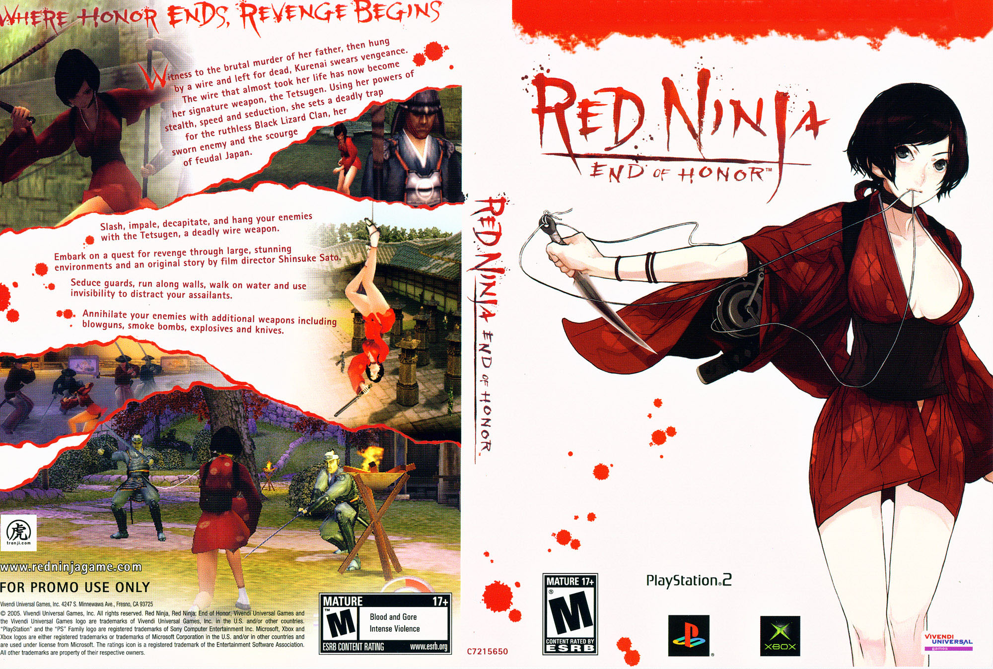 Ps2 red ninja nude xxx movie