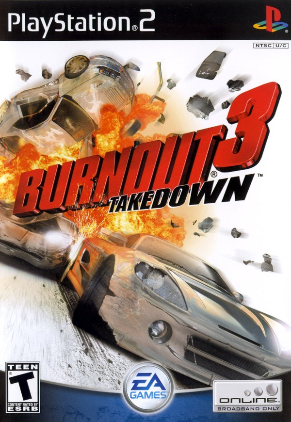 Burnout 3 Takedown [PS2]