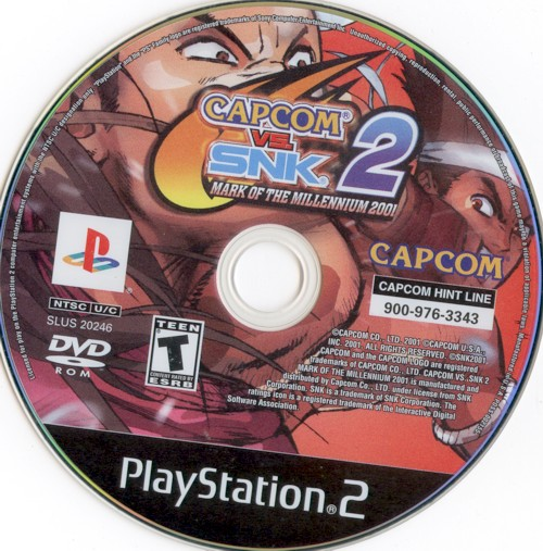 The Video Game Museum Playstation 2 Scans