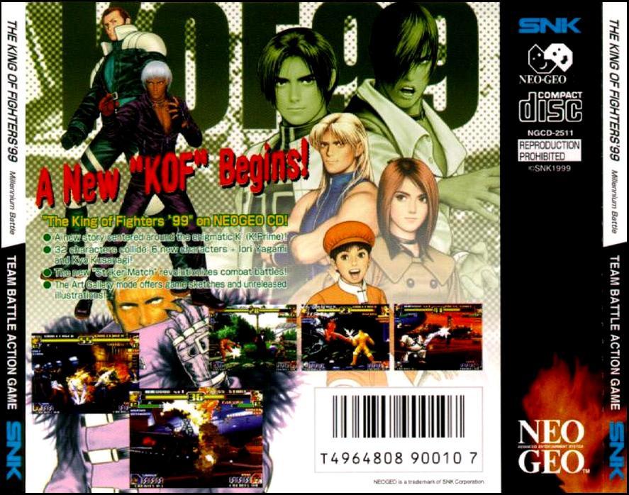 Neo Geo Cd Windjammers Reproduction