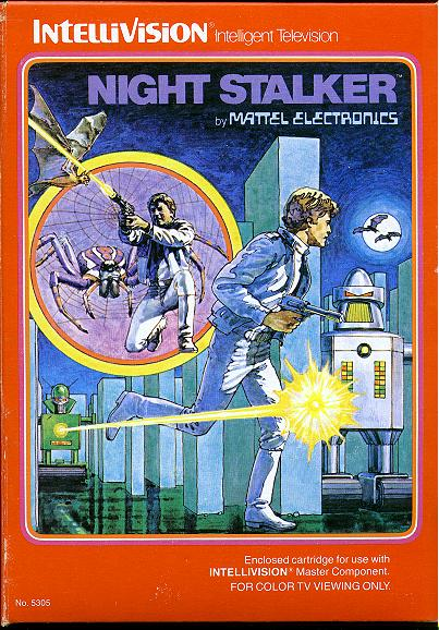 The Video Game Museum - Intellivision Scans