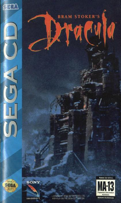 The Video Game Museum - Sega CD Scans