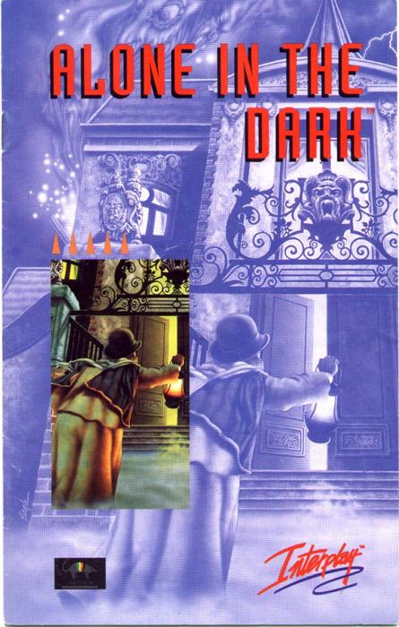 alone in the dark manual