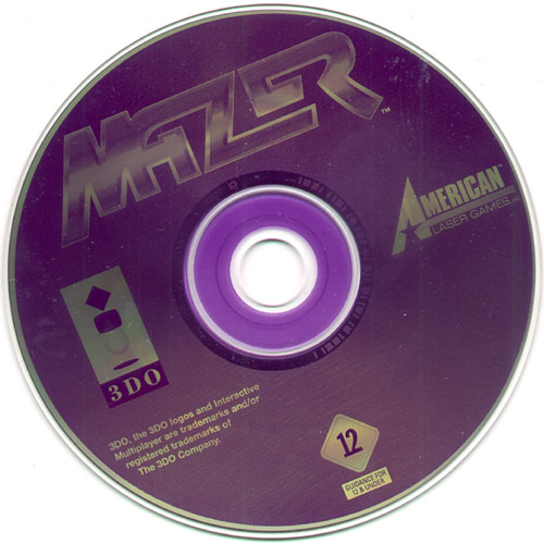Mazer (Front) (Box) (Box Inside) (CD) (Insert Back)