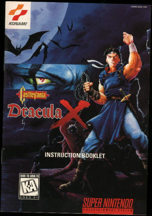 castlevania dracula x snes rom download