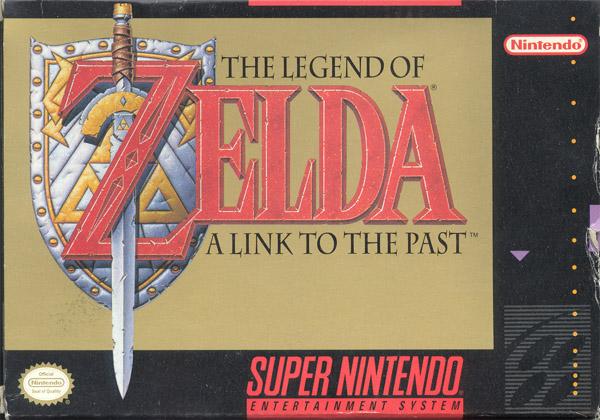 Los Mejores Juegos del Supernintendo Zelda3