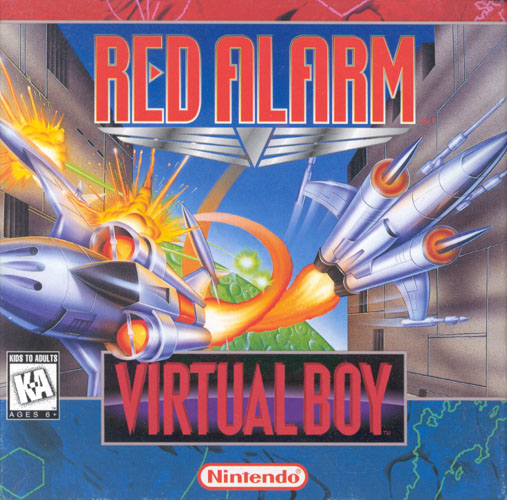 The Video Game Museum Virtual Boy Scans